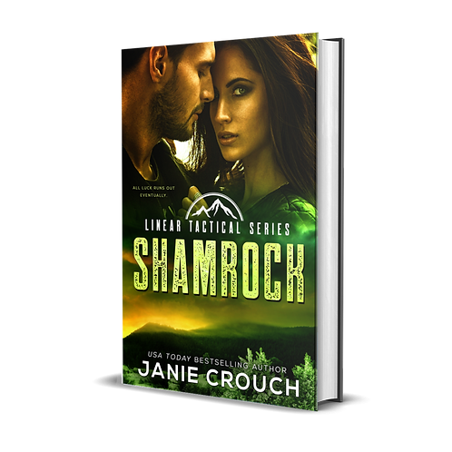 SHAMROCK HARDBACK - signed copy