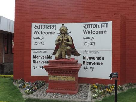 Everest Base Camp Trek (Day 0 - Kathmandu)