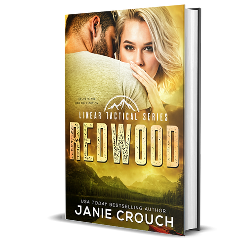 REDWOOD HARDBACK - signed copy