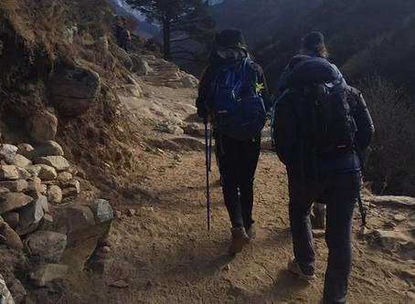 Everest Base Camp Trek (Day 5 - Tengboche to Pheriche)