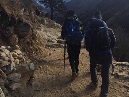 Everest Base Camp Trek (Day 5 - Tengboche to Pheriche)