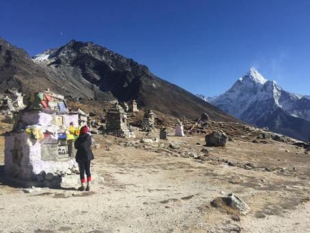 Everest Base Camp Trek (Day 7 - Pheriche to Lobuche)