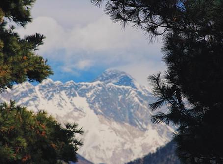 Everest Base Camp Trek (Day 2 - Phakding to Namche)