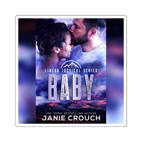 BABY Sticker (2x2)