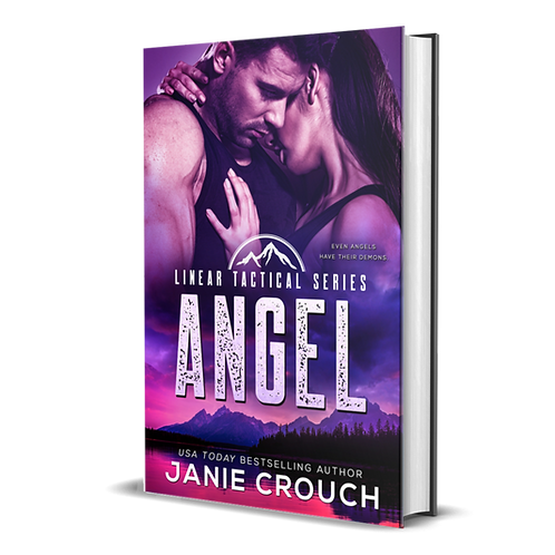ANGEL HARDBACK - signed copy