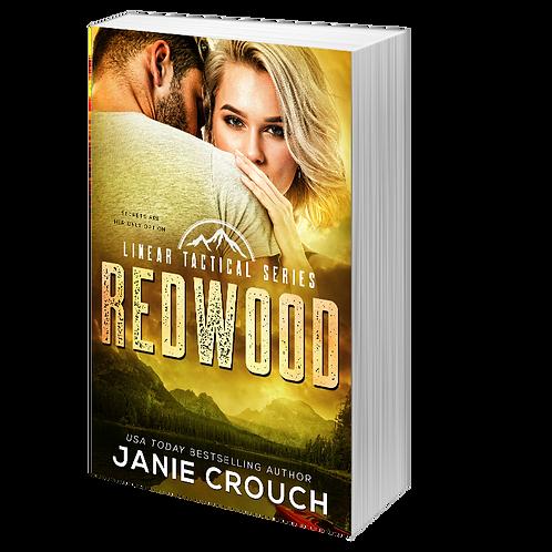 REDWOOD (LT #11) - signed copy