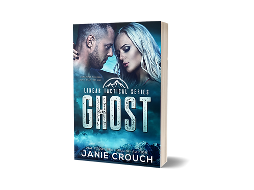 GHOST (LT #5) - signed copy