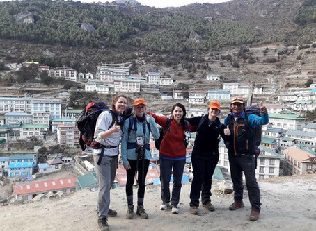 Everest Base Camp Trek (Day 3 - Second Day in Namche)