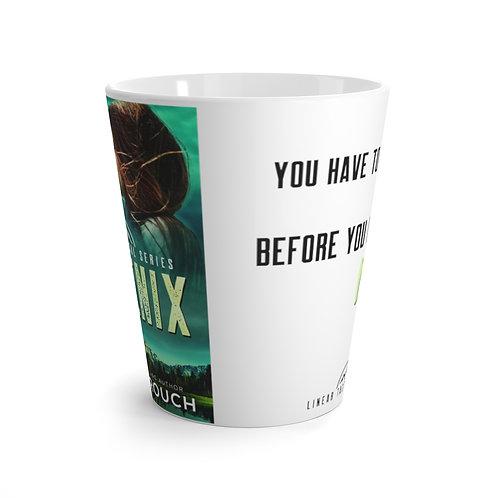 PHOENIX - Latte mug