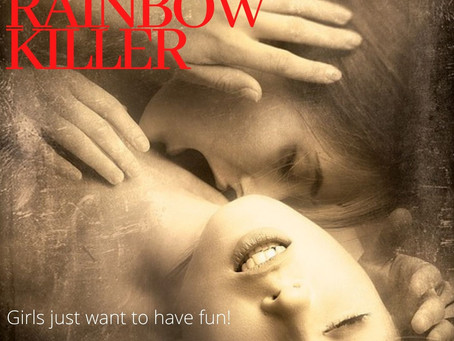 The Rainbow Killer is Now on Audible