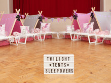 Unicorn Themed Sleepover Parties Greater Manchester, Cheshire andDerbyshire