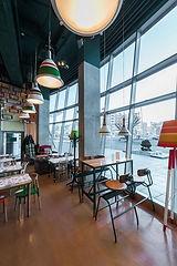 Reinigung Restaurants, Gastronomie Reinigung, Restaurant Bodenreinigung, Reinigungsmaschine für Gastronomie, Küchenfliessen reinigen