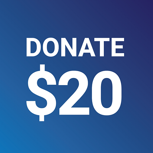 Make a $20 donation