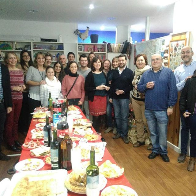 L'école: celebrar juntos