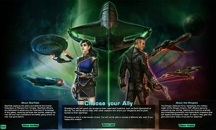 Chooe Your Allegiance Romulan