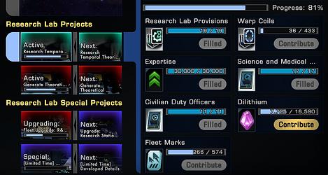 Fleet Projects