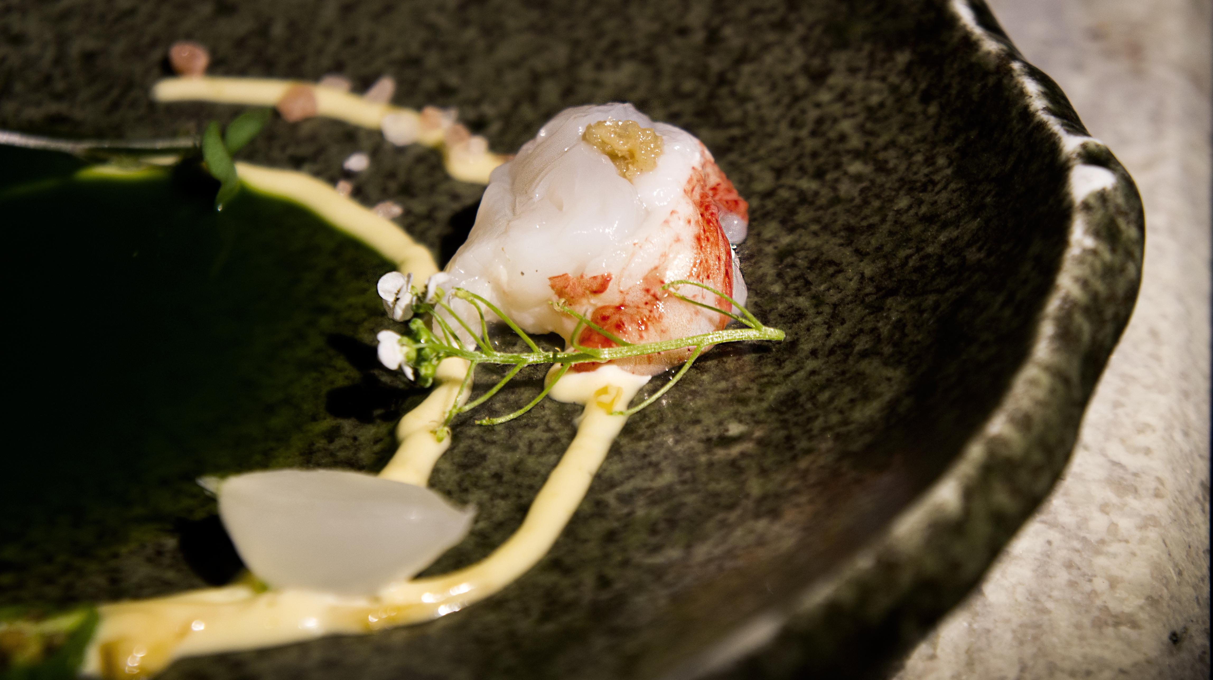 Lobster Motoyaki