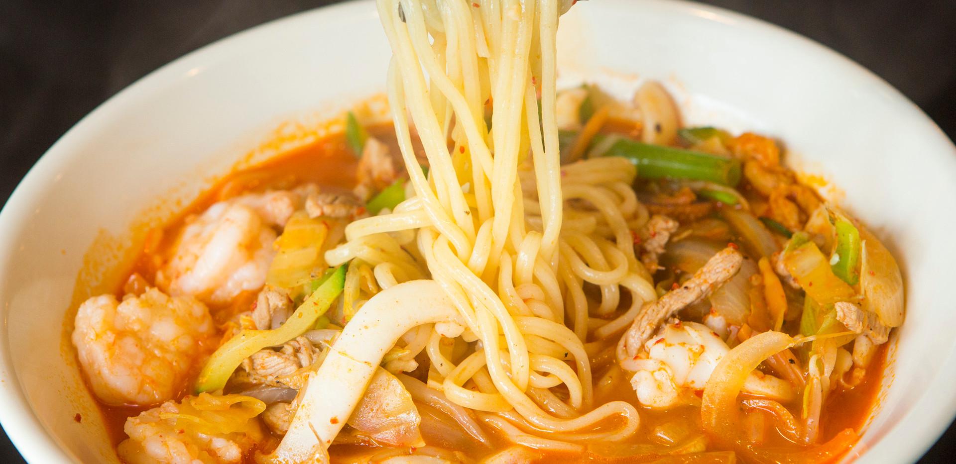Spicy Jjamppong Noodle