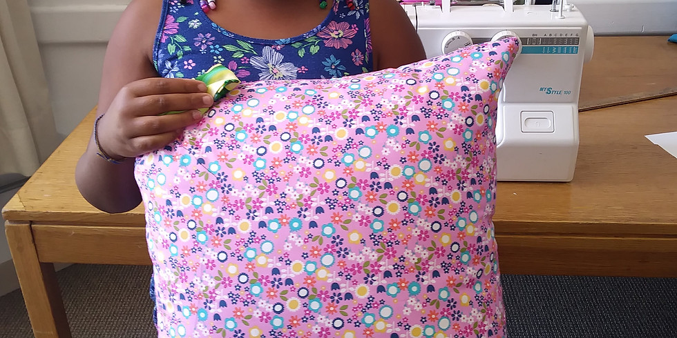 Wed. JQES/BCYF - Let's Make Pillows