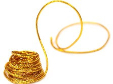 G is for Golden Thread