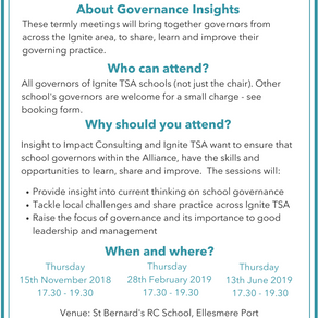 Governance Insights with Ignite Teaching School Alliance