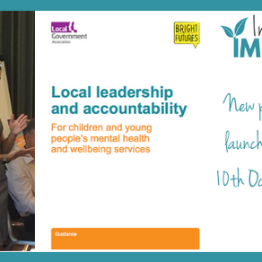 Local leadership is vital for better children's mental health services