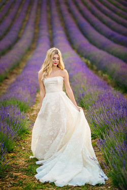 Lordington Lavender Bridal Shoot-39