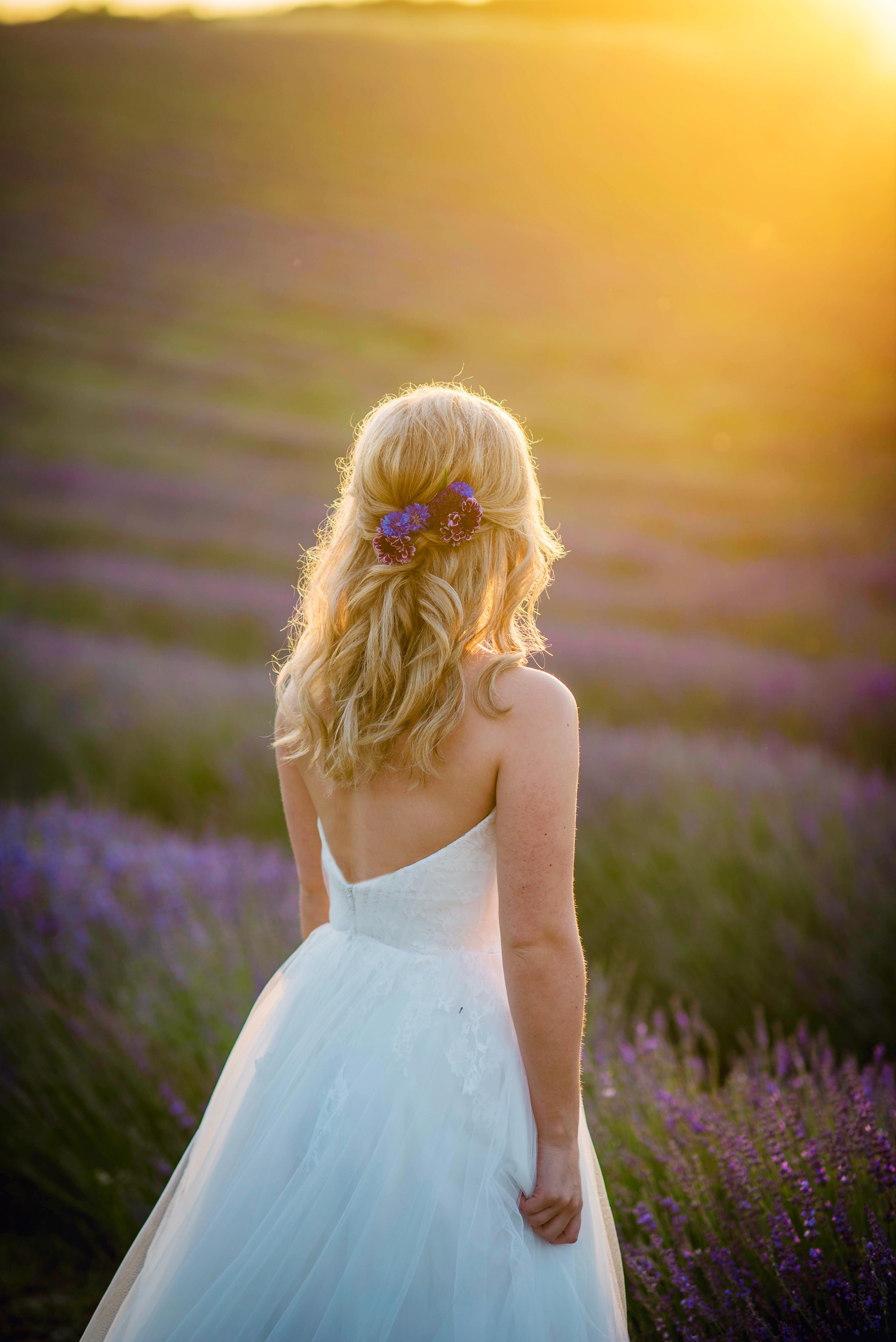 Lordington Lavender Bridal Shoot-30