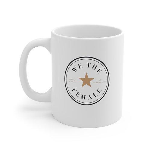 We The Female Coffee Mug
