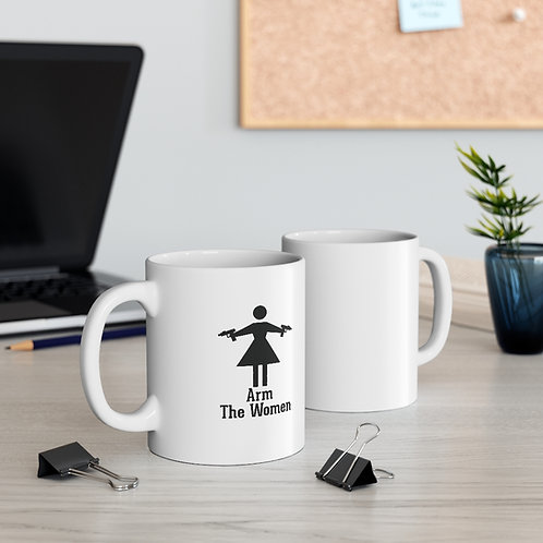 Arm the Women...with coffee!