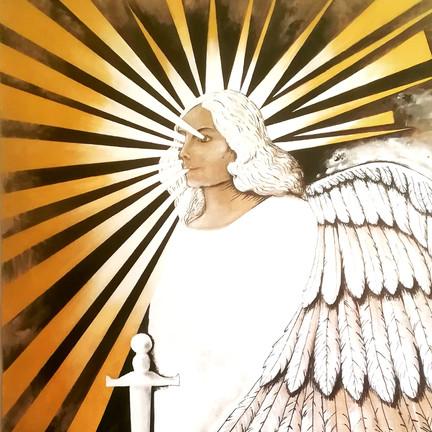 Clin d'ange de l'Archange Michael