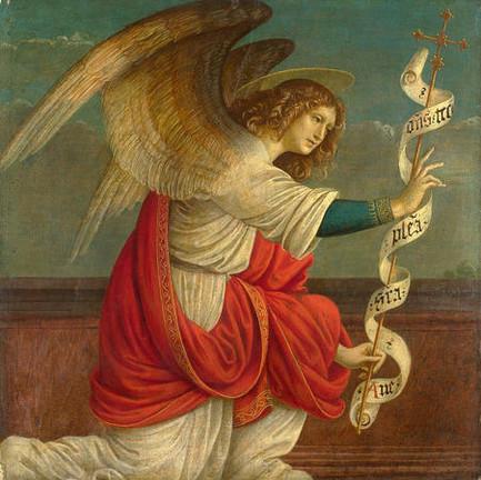 Clin d'oeil de l'Archange Gabriel