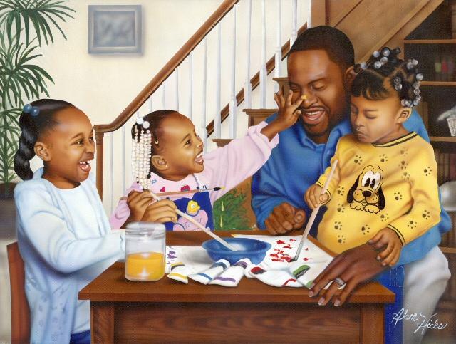 Dad & Kids painting.jpg