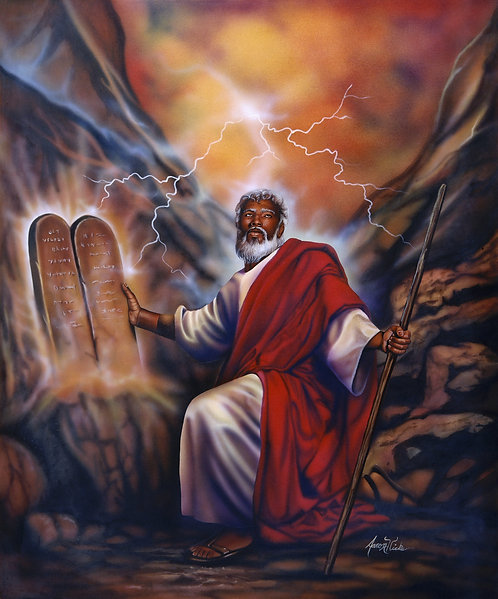 Moses & the Law