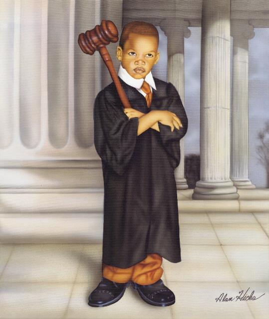 Little Judge