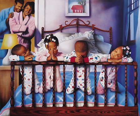 Their Nightly Prayers