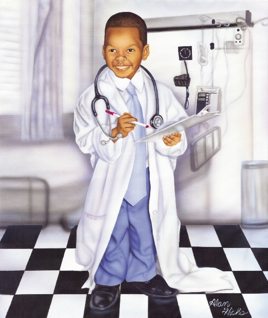 Little Doctor Boy