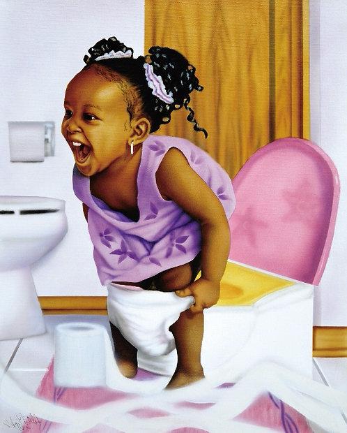 Potty Kids-Girl
