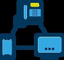 3CX VoIP Telefon Icon  IT Untenehmen Smart IT Team Regensburg