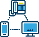 3cx Partner Voip Telefon IT Unternehmen Smrt IT Team Regensburg