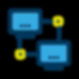 Netzwerktechnik Icon IT Unternehmen Smart IT Team Regensburg
