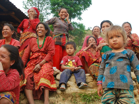 The Tamang people of Gahare