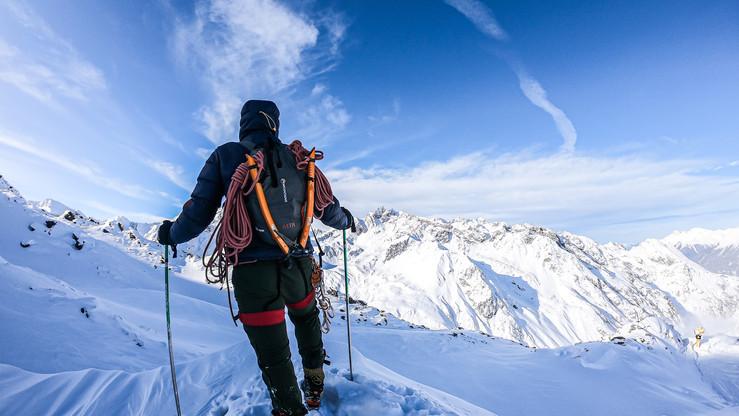 Montane Austria Testing Trip