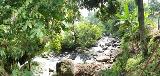 Private access river