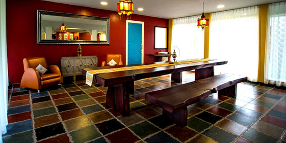 Our 4 Meter Dinning table