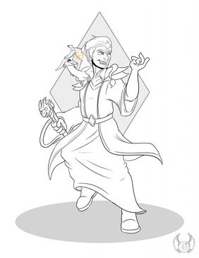 Sorcerer and Familiar