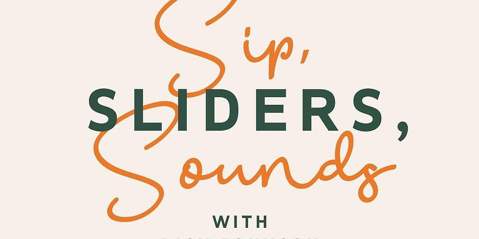 F.A.W.C! Sip, Sliders & Sounds with Dick Johnson (Sunday)