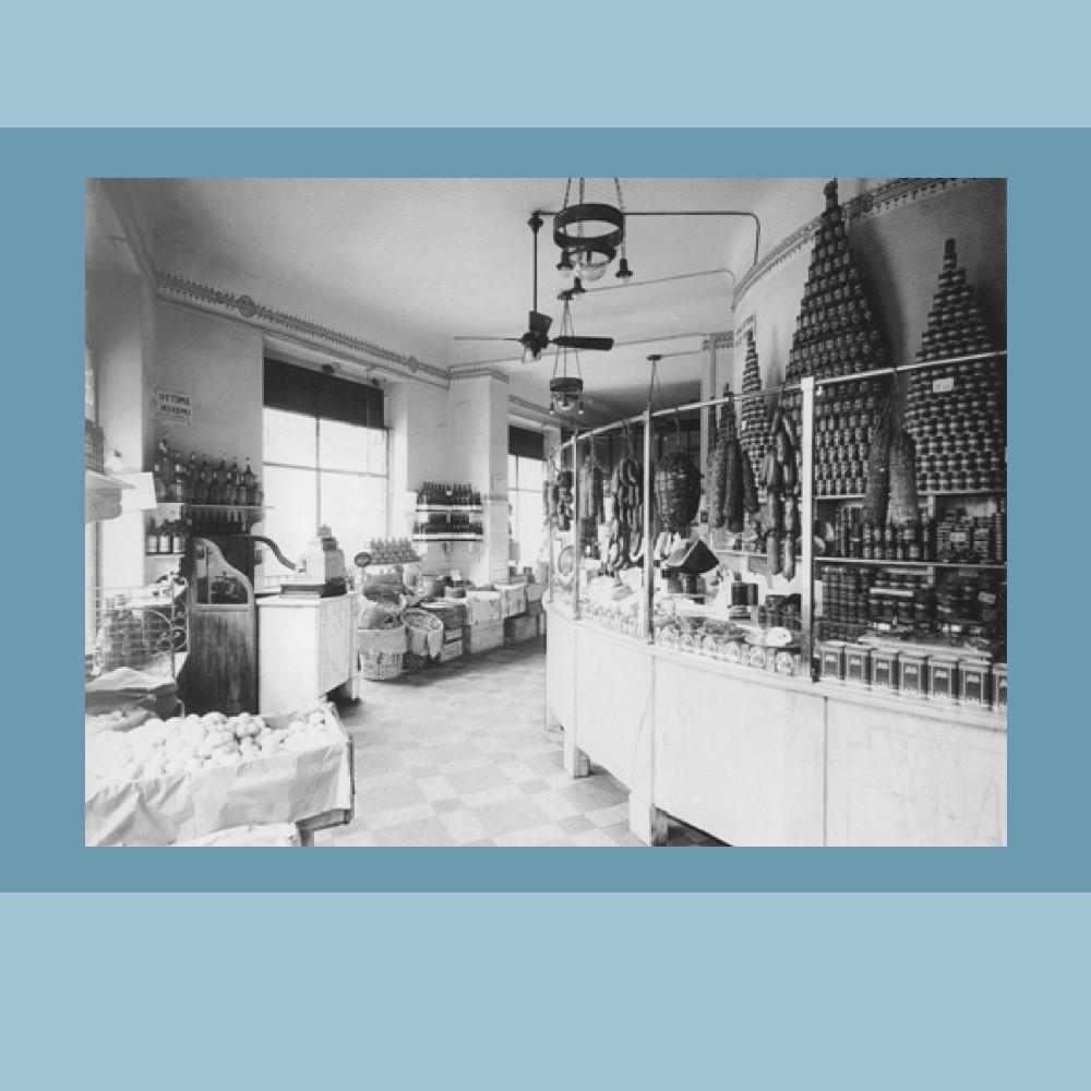 Anni '50 - Azienda consorziale dei consumi