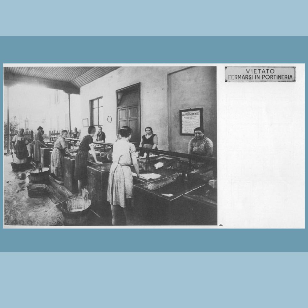 1907-08 – La lavanderia comune