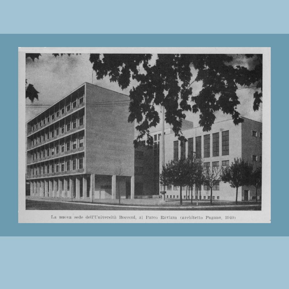 1941 - L'Università Commerciale 'Luigi Bocconi'